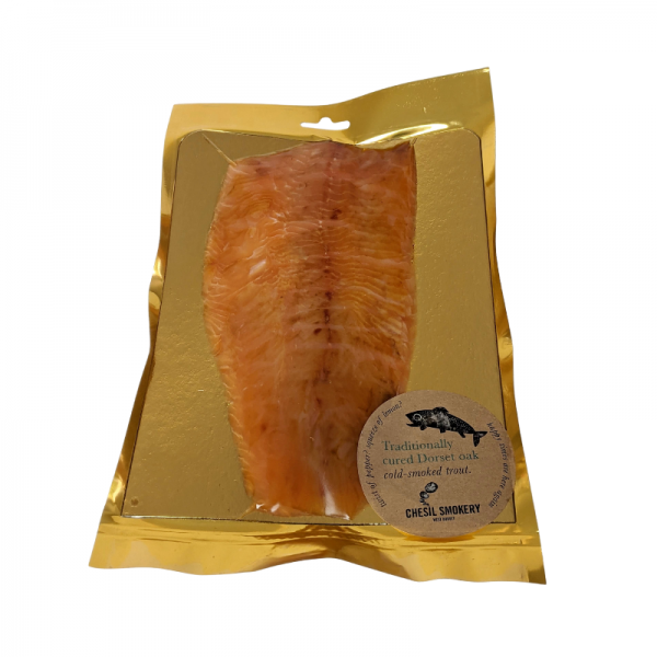 Chesil Smokery Dorset oak cold-smoked trout