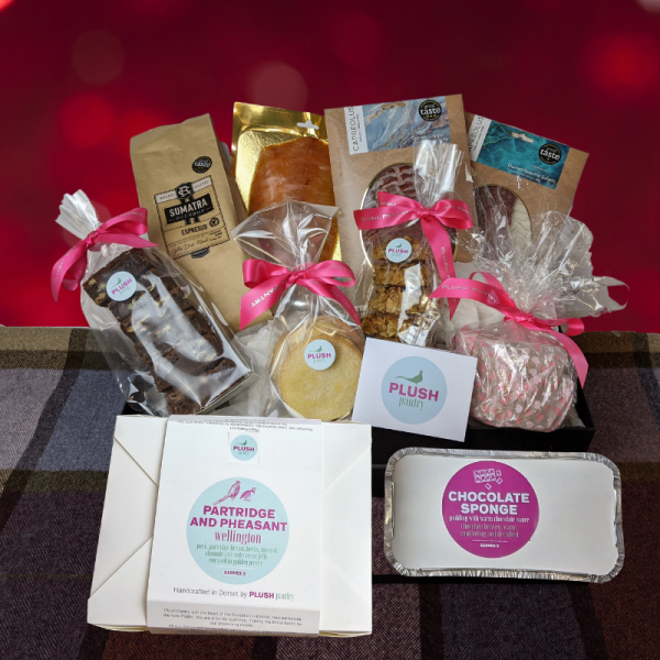Push Pantry Christmas Hamper A great gift for the cuisine connoisseur