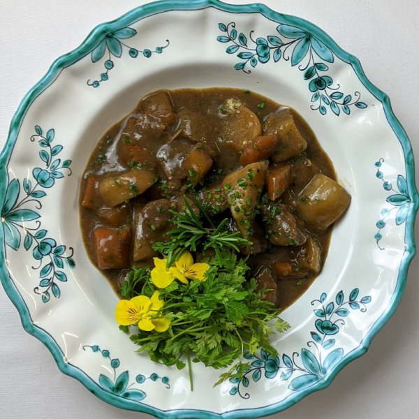 Dorset Braised Lamb delivered to your door by Plush Pantry