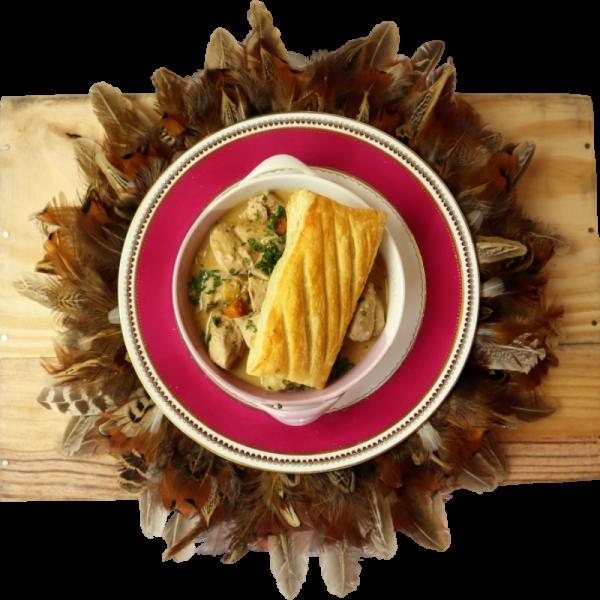 Partridge Pie Plush Pantry
