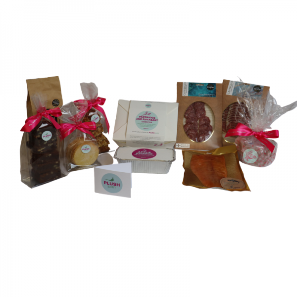 Plush Pantry Christmas Special Hamper