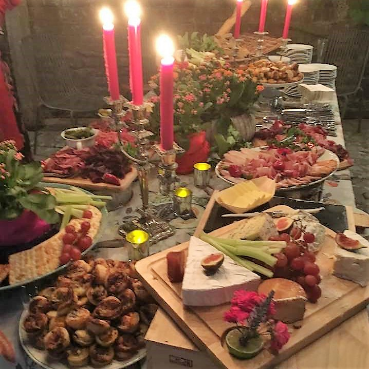 Dinner Parties and Occasions by post