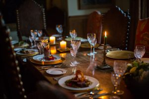 Dinner parties by post