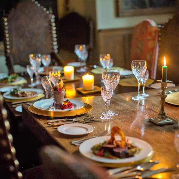 Express Entertainment - dinner party by post